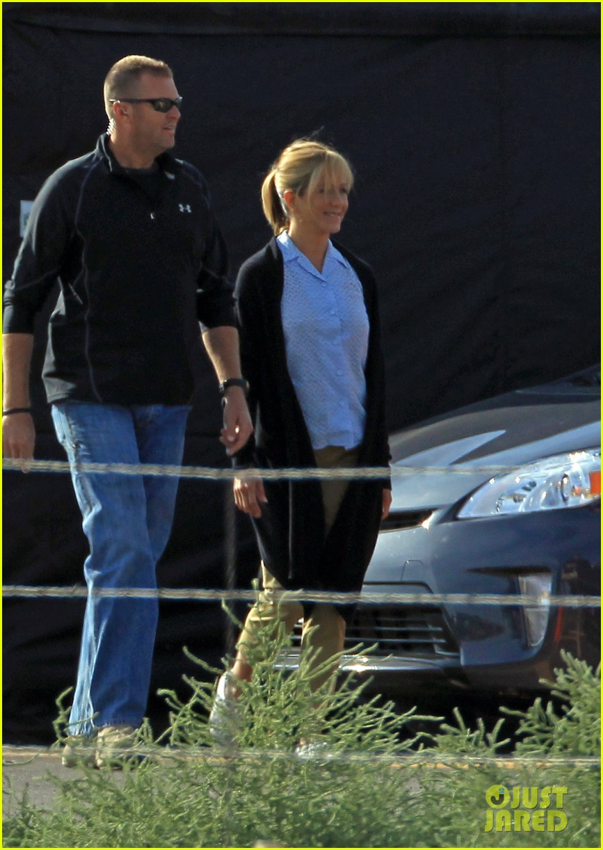 jennifer aniston were the millers set 072727803