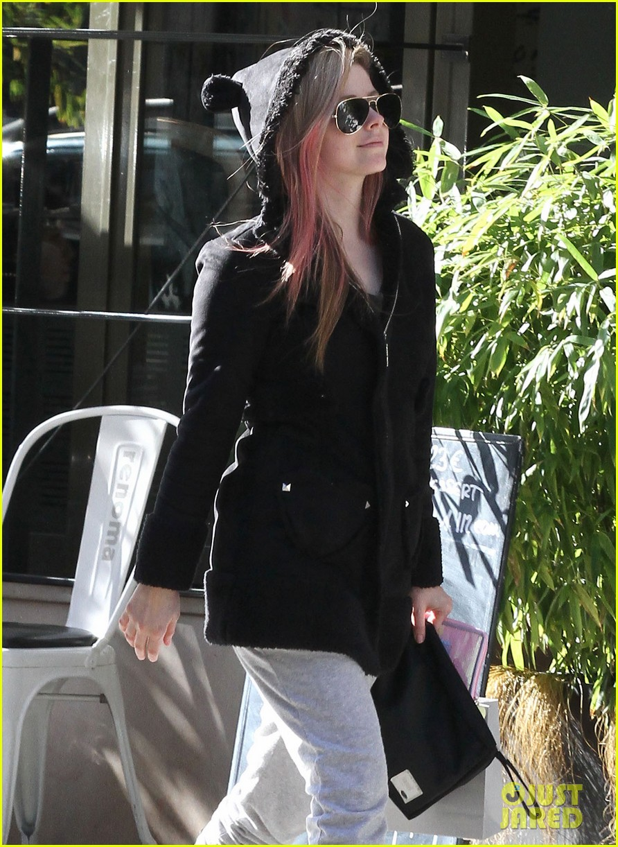 avril lavigne france chad kroeger 012730974