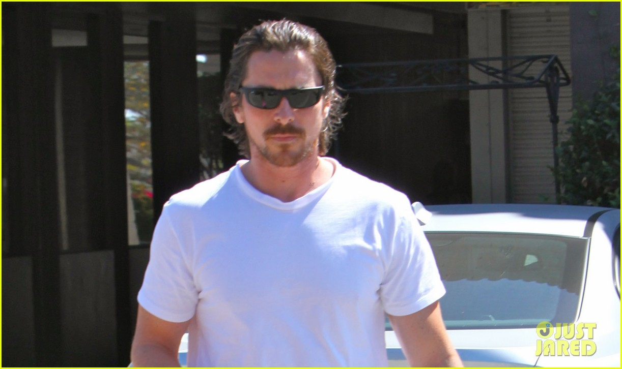 christian bale family lunch 022723950