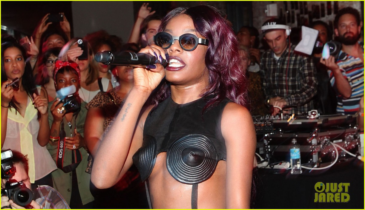 azealia banks spin refinery performance 122715531