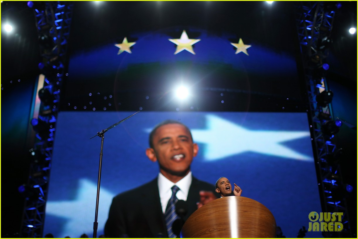 president barack obama speech democratic national convention 402715933