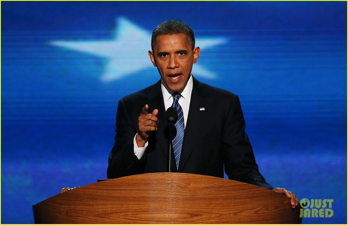 president barack obama speech democratic national convention 422715935