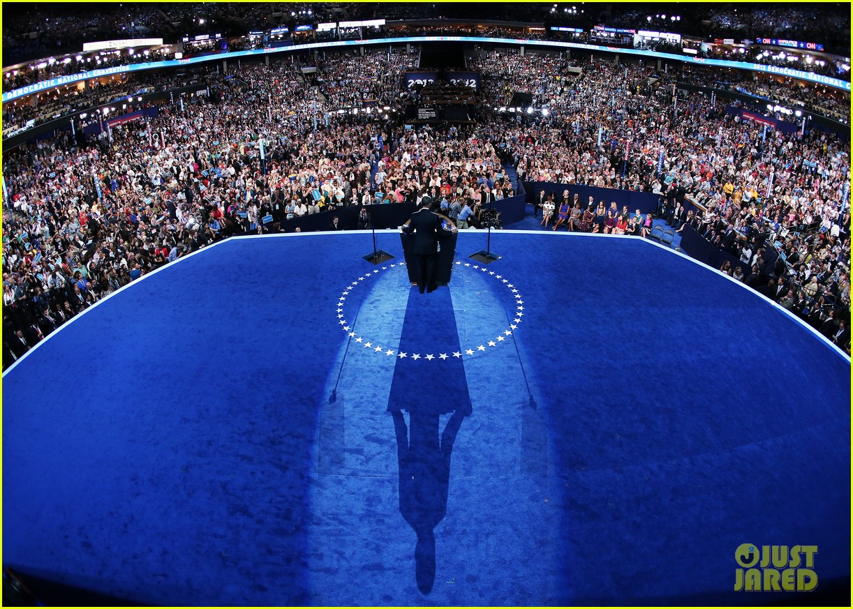 president barack obama speech democratic national convention 442715937