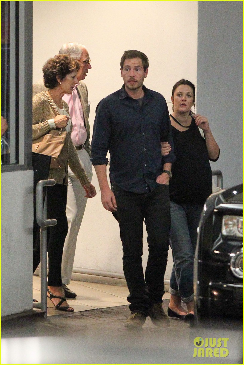 how did will kopelman and drew barrymore meet the parents
