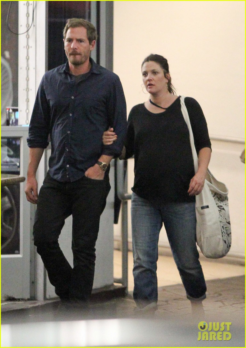 drew barrymore will kopelman dinner with parents 052726872