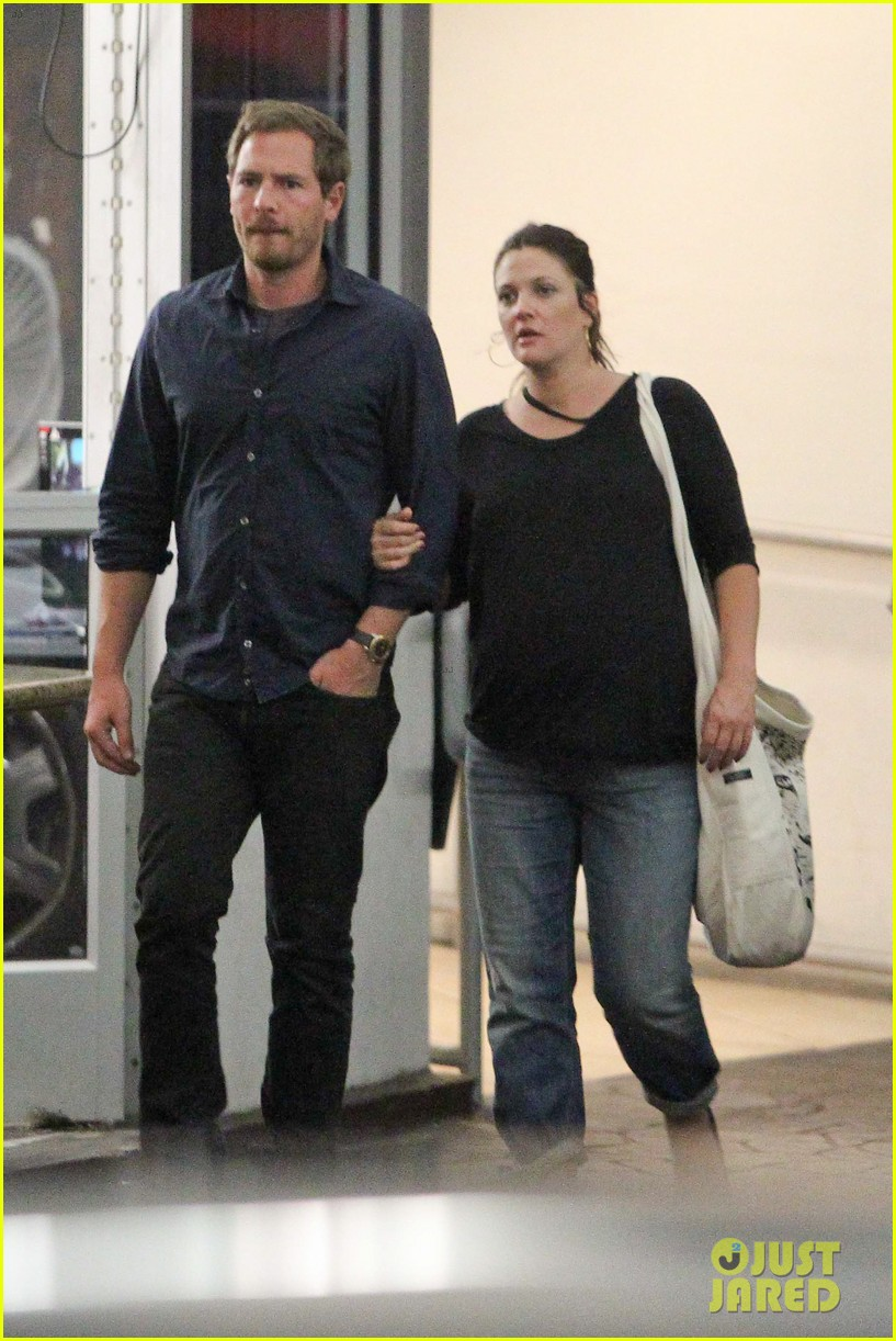 drew barrymore will kopelman dinner with parents 082726875