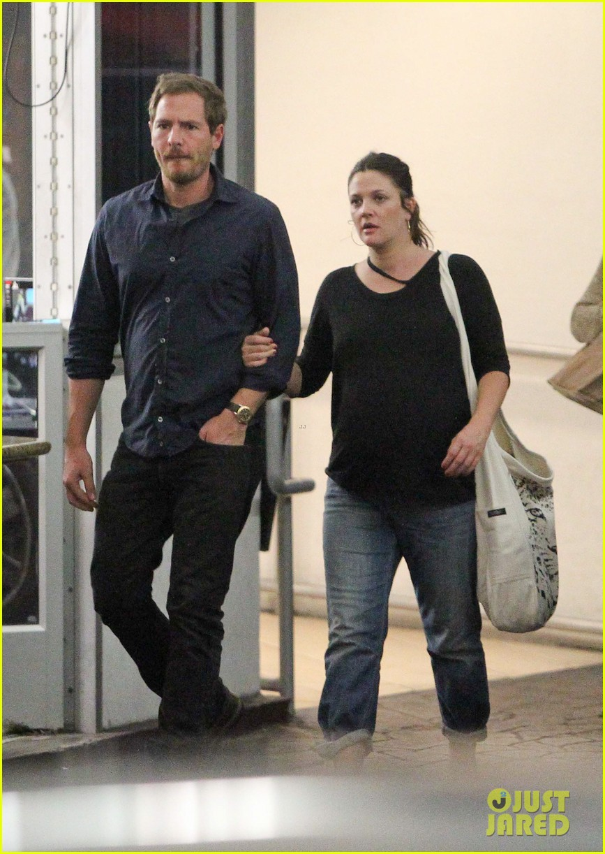 drew barrymore will kopelman dinner with parents 152726882