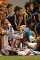 david beckham injures ankle on romeos 10th birthday 11