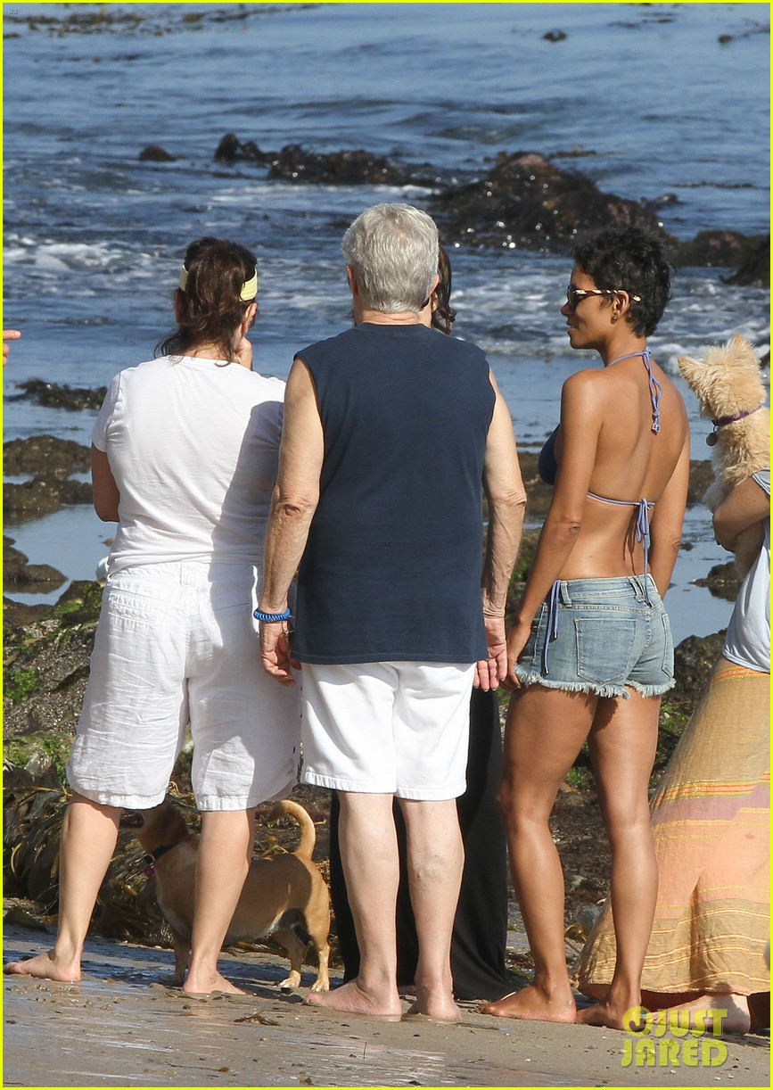 halle berry bikini beach babe 192723592
