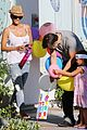 halle berry olivier martinez karate birthday party with nahla 08