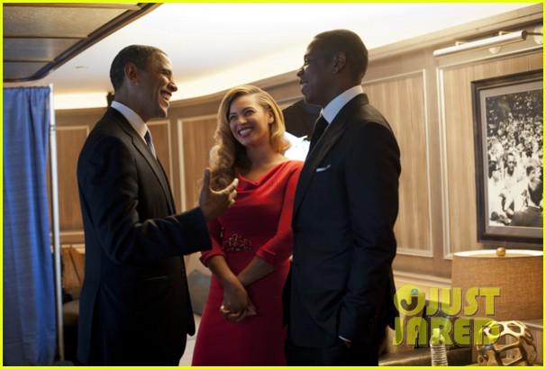beyonce jay z host president obama fundraiser 012724658
