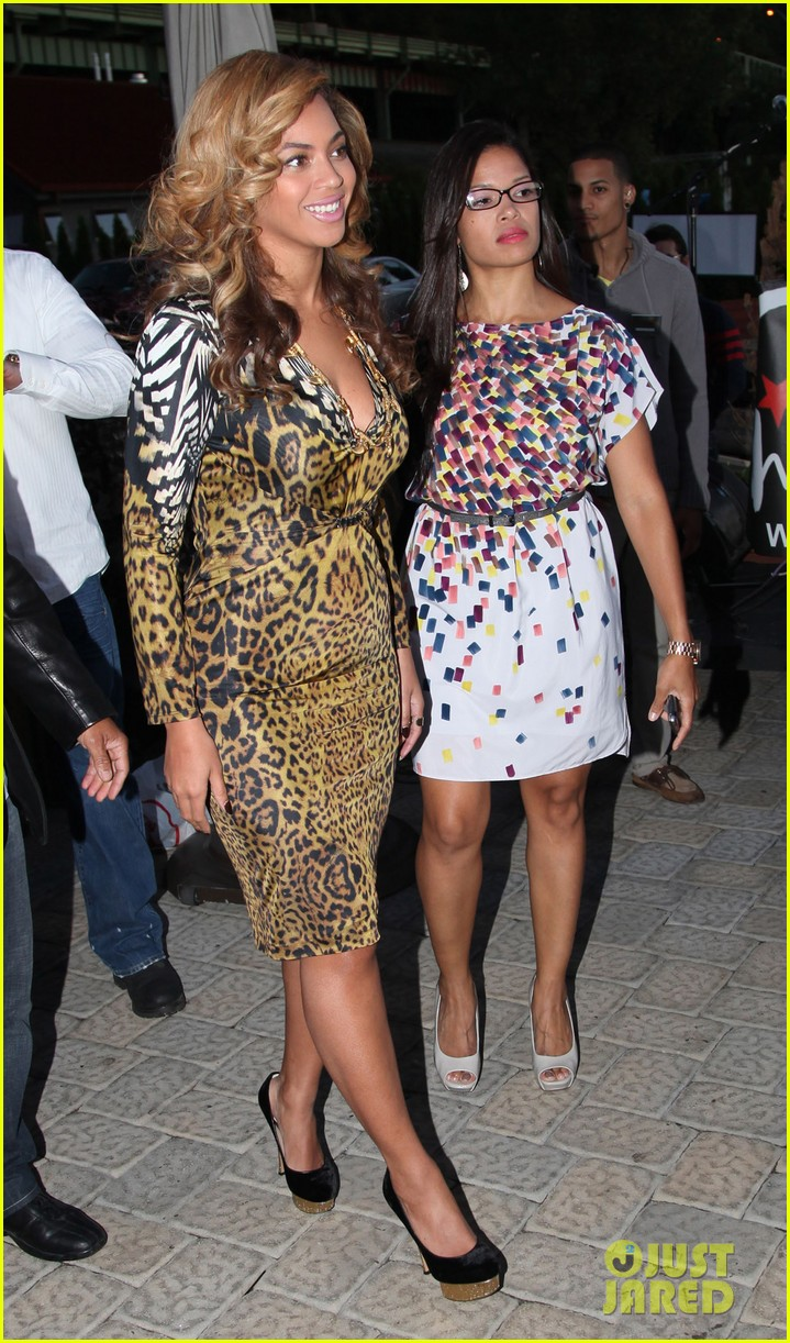 beyonce knowles summer end party 012727929