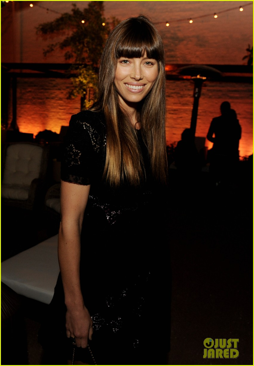 jessica biel troube with curve after party 012725237