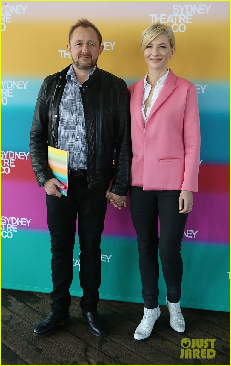 cate blanchett sydney theatre season launch with andrew upton 042715296