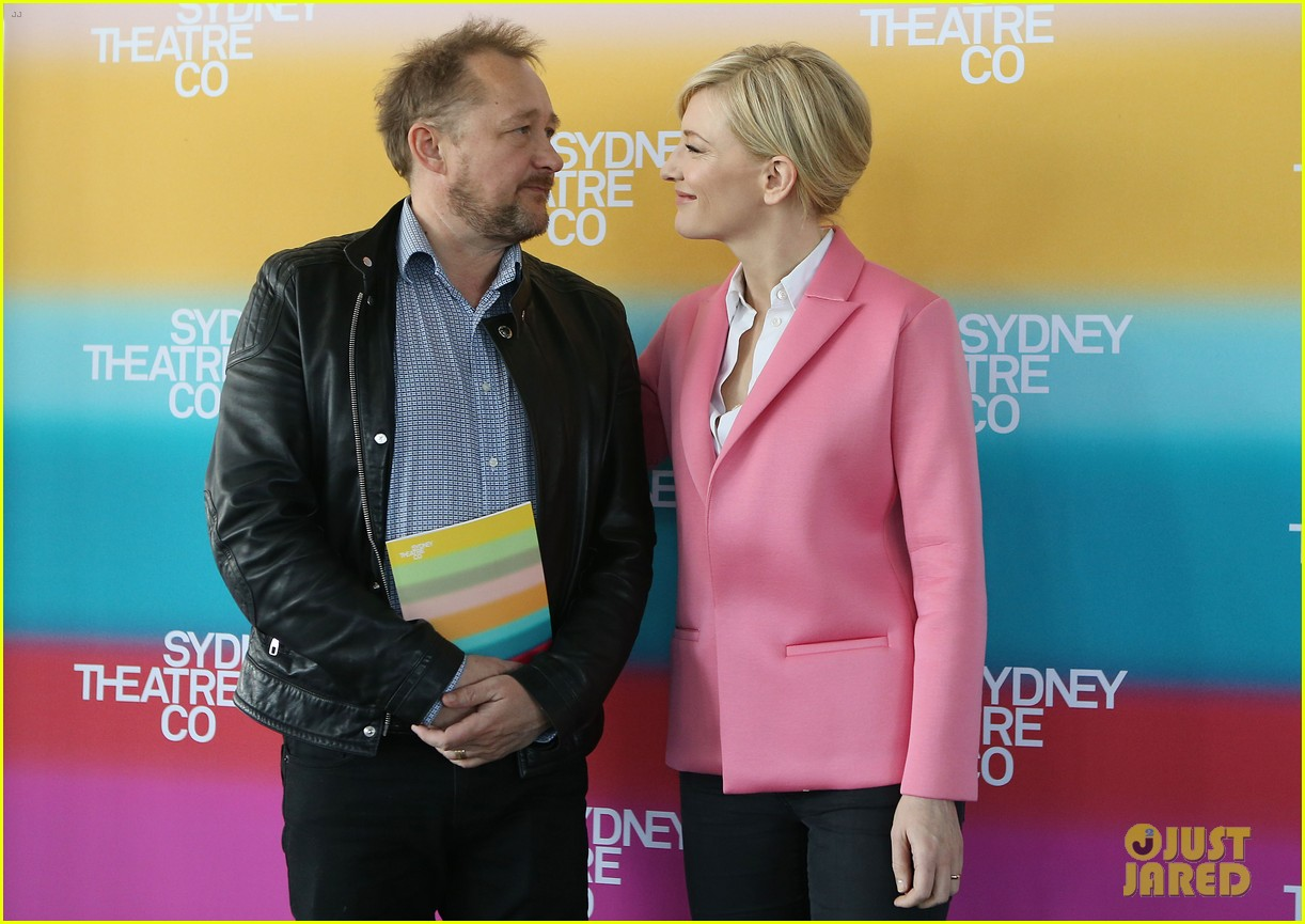 cate blanchett sydney theatre season launch with andrew upton 052715297