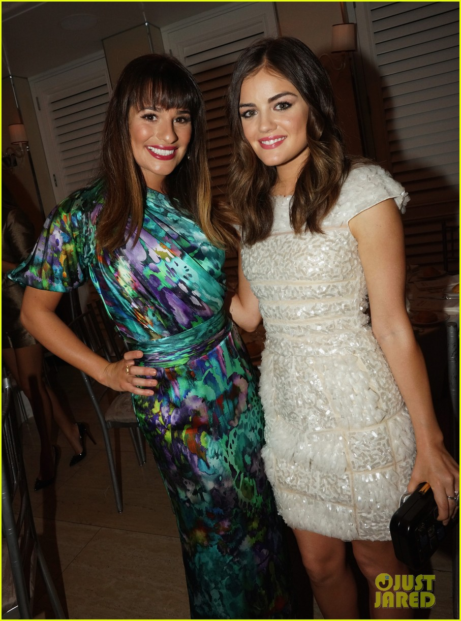 alexis bledel lucy hale nylon tv issue launch party 272722792