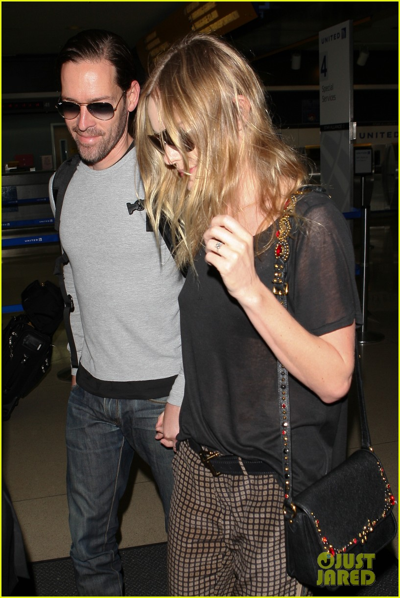 kate bosworth michael polish farewell fashion week 042721385