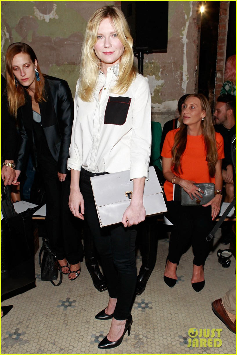 kate bosworth jessica chastain proenza schouler show 022720609
