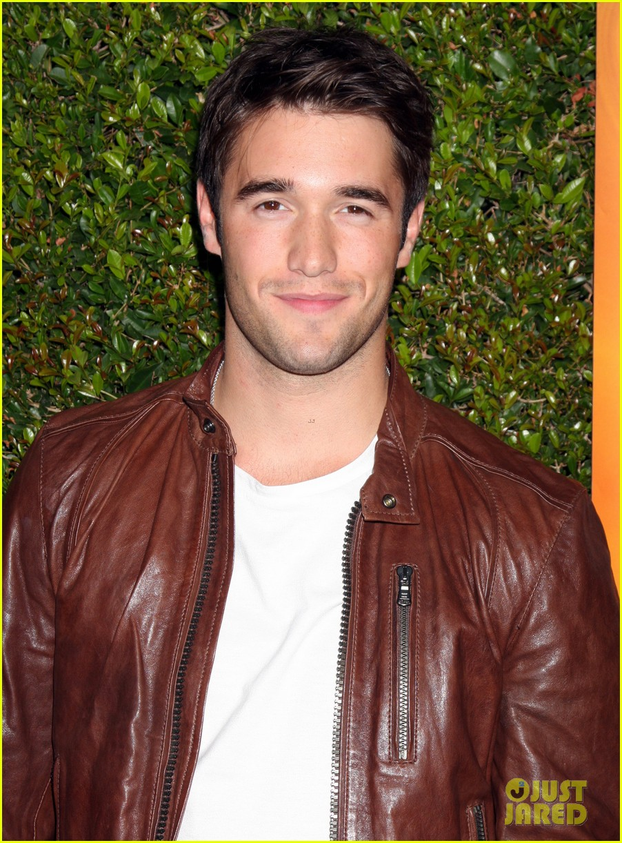 josh bowman ashley madekwe abc sunday night event 022730442