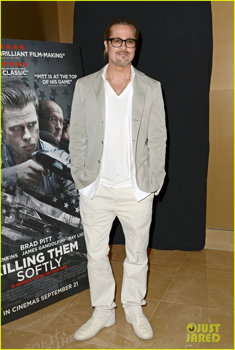 brad pitt killing them softly screening 052715544