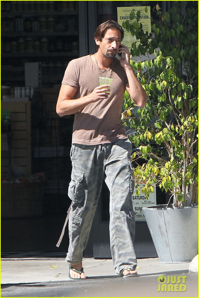 adrien brody down time after motor city shut down 042713857