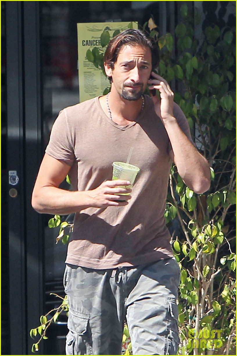 adrien brody down time after motor city shut down 052713858