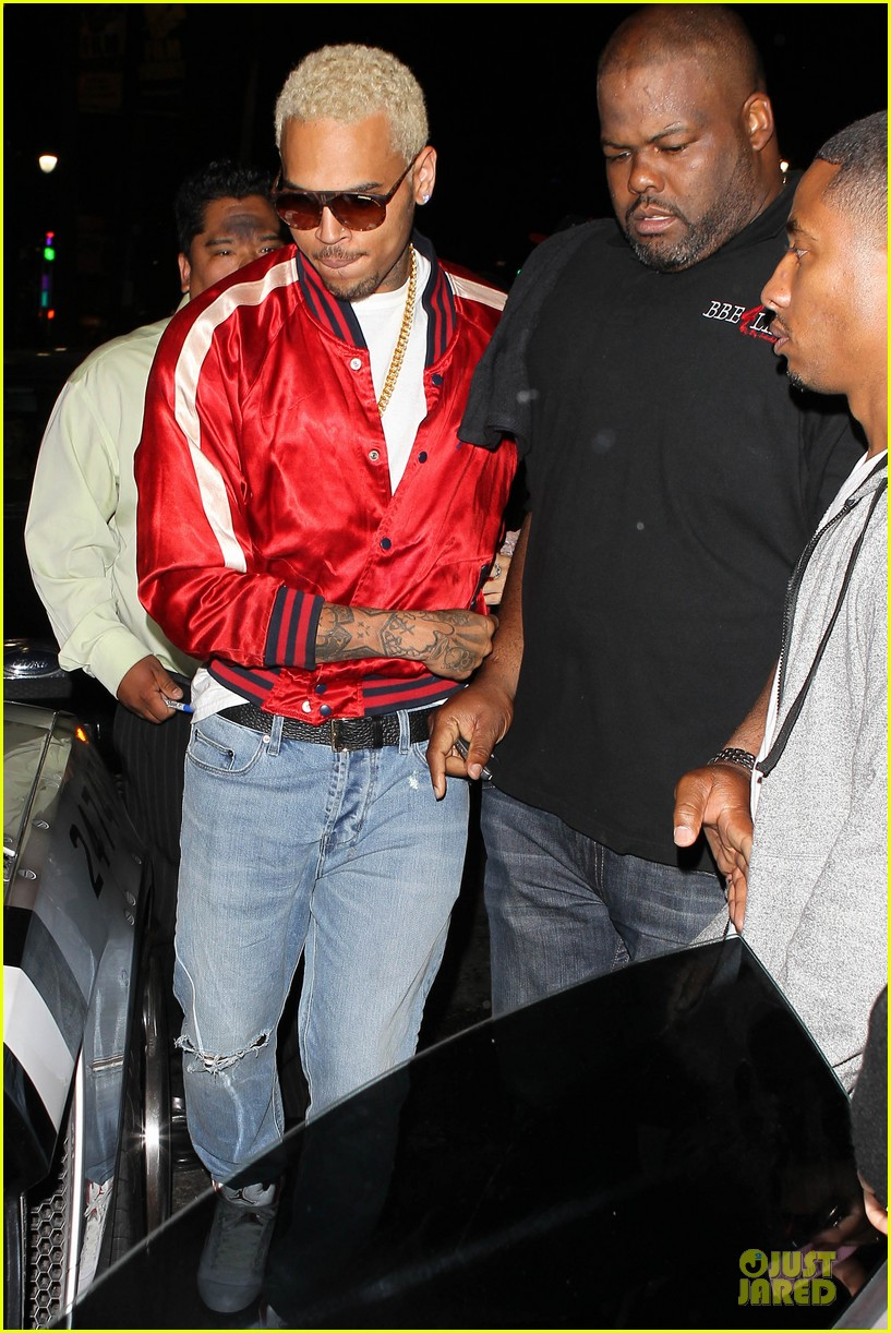chris brown jenesse back to school fall festival 052715114
