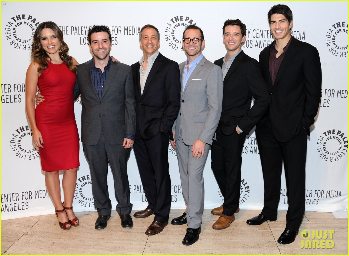 sophia bush paleyfest with partners cast 04