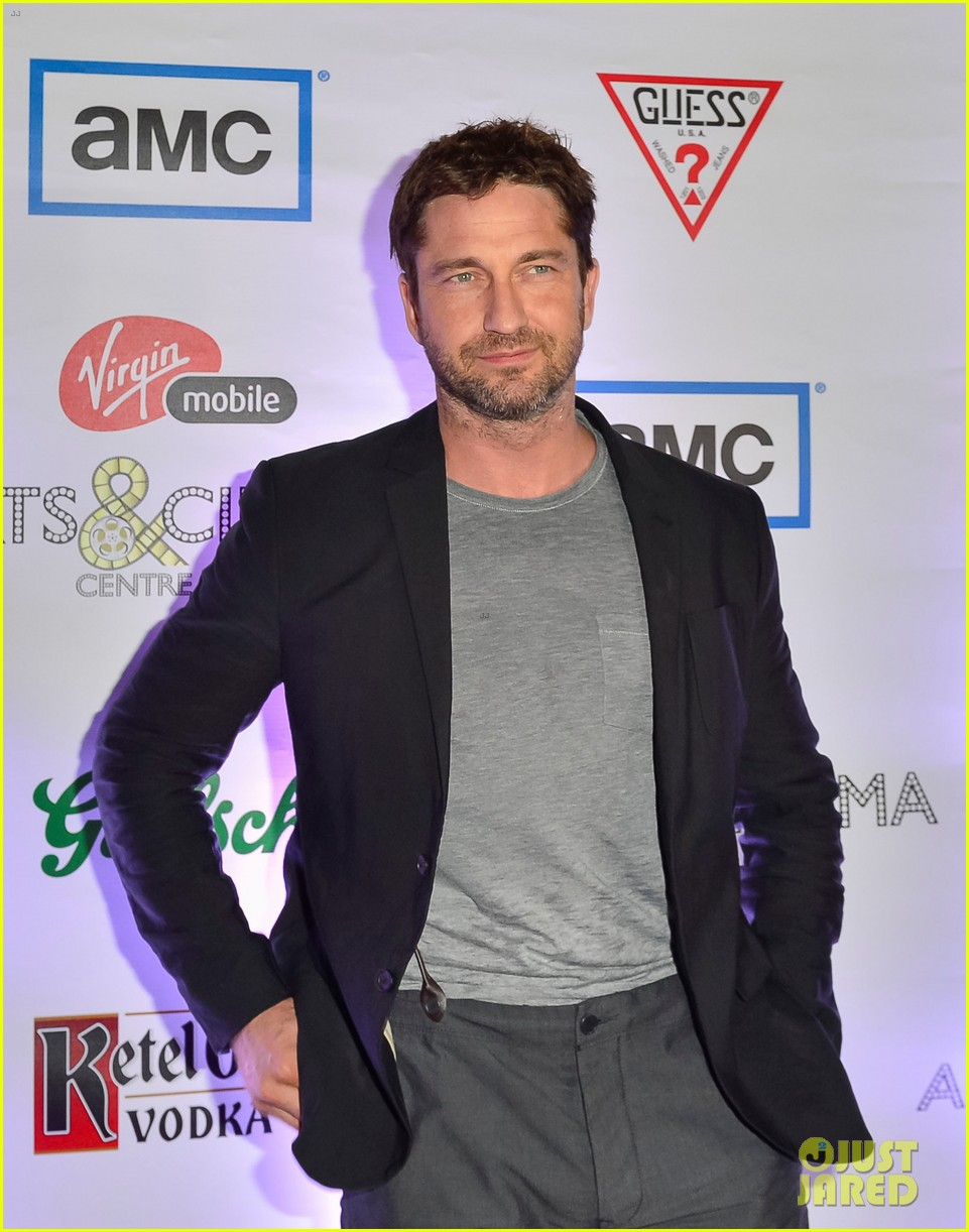 gerard butler iceman tiff after party 022719307