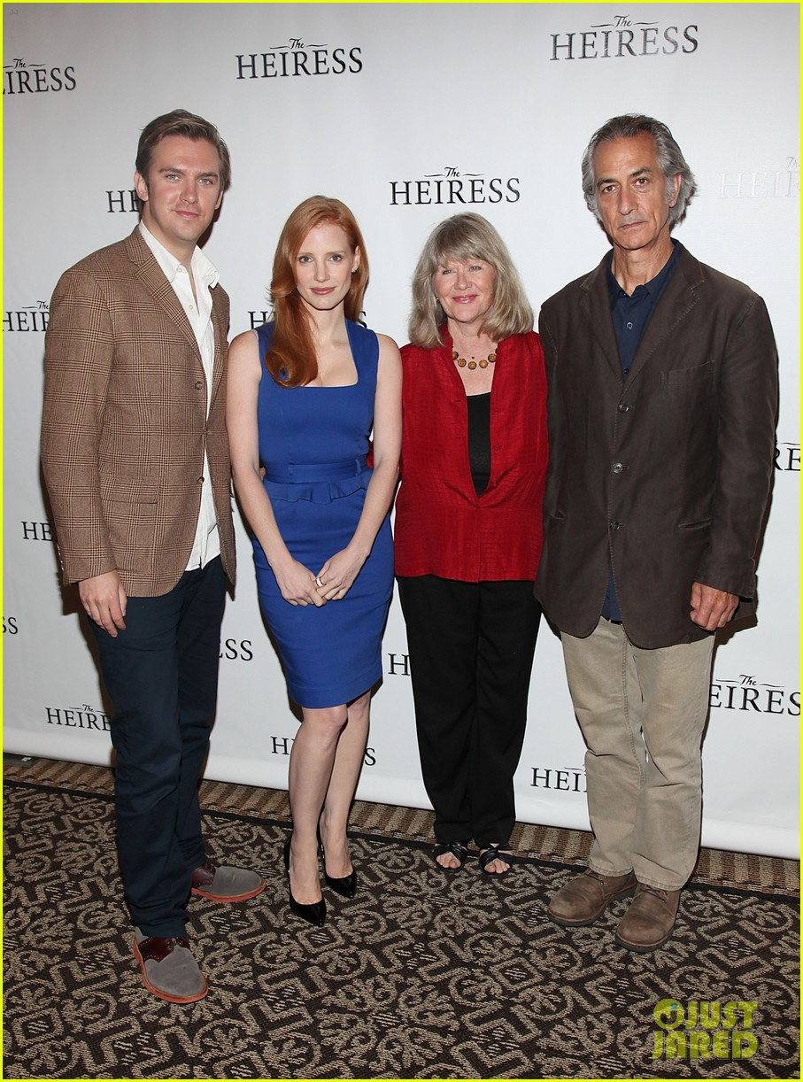 jessica chastain the heiress photo call 042721147