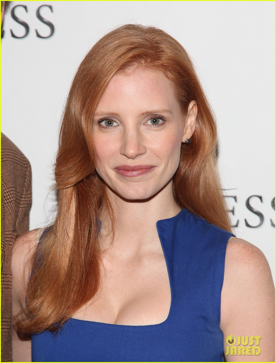 jessica chastain the heiress photo call 05