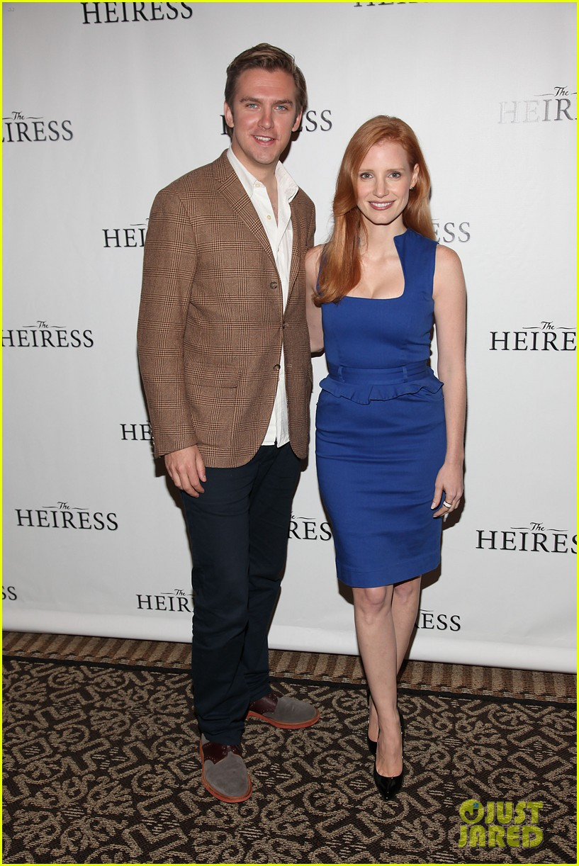jessica chastain the heiress photo call 072721150