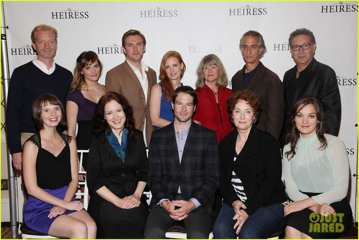 jessica chastain the heiress photo call 102721153