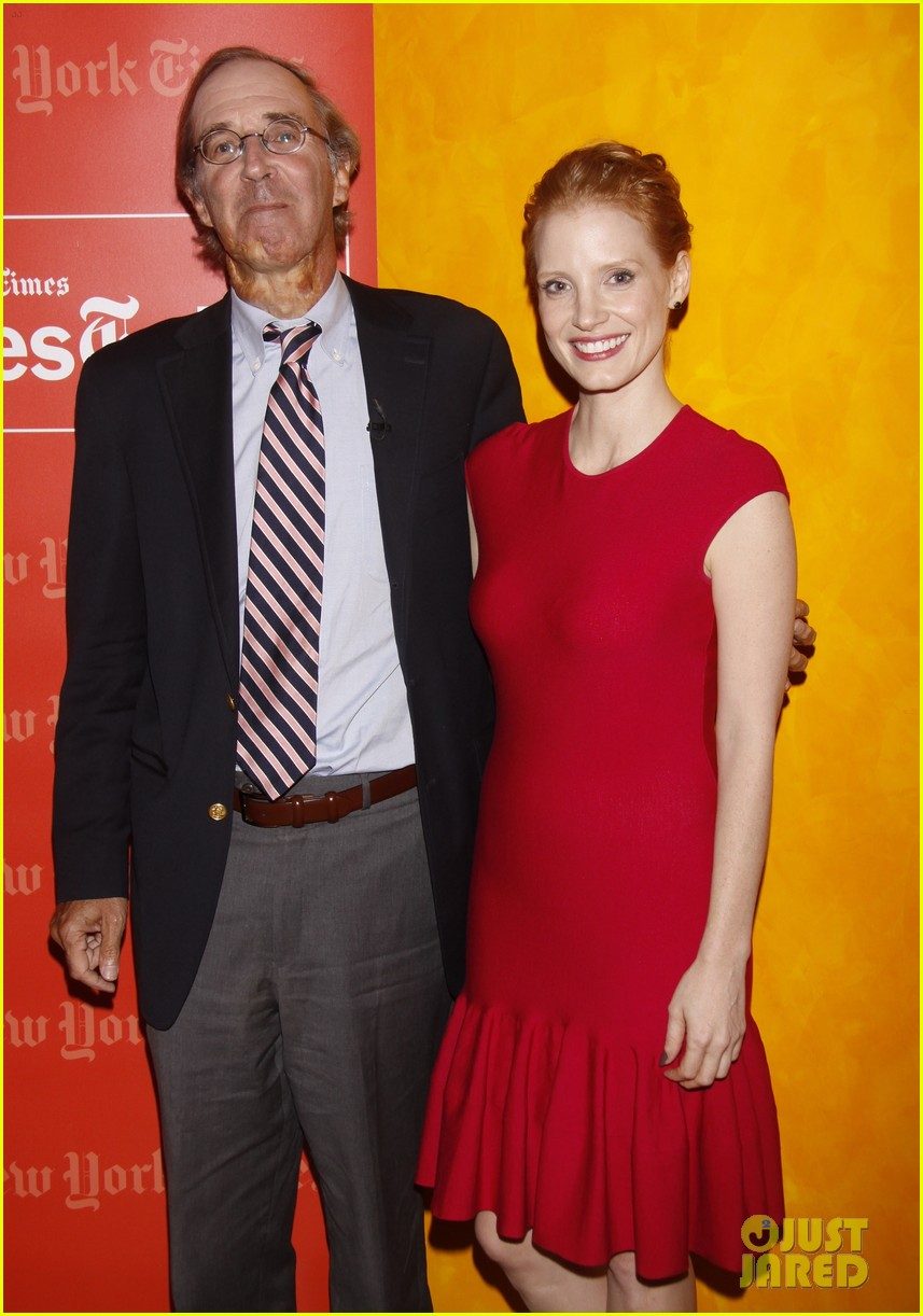 jessica chastain times talk 022719041