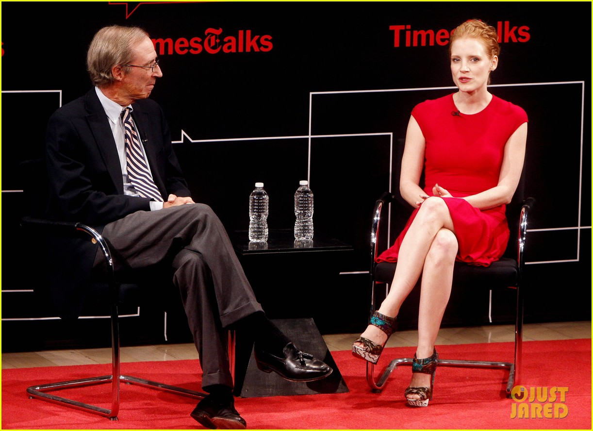 jessica chastain times talk 112719050