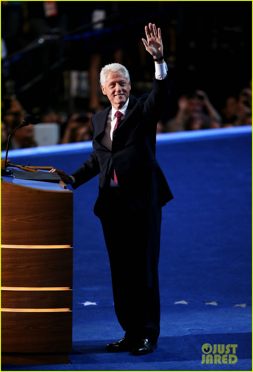 watch bill clinton speech at democratic national convention 012714909
