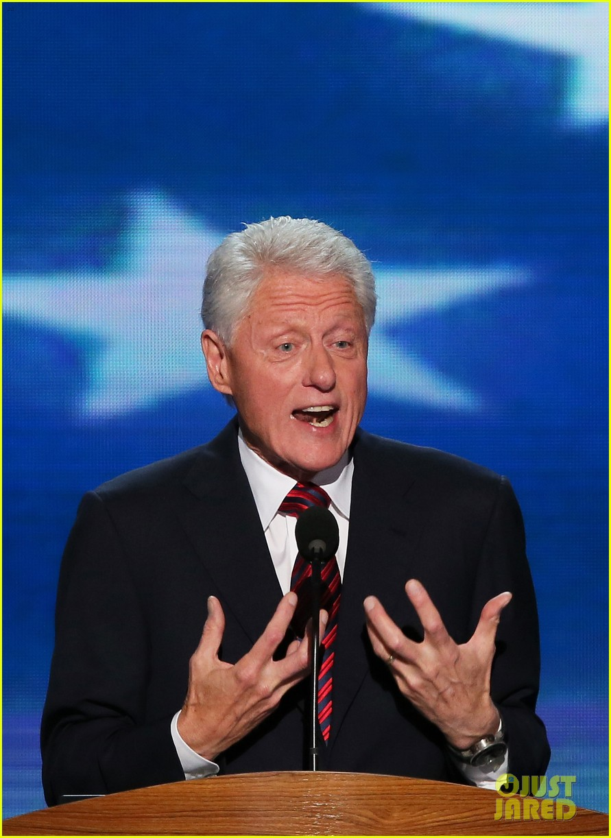 watch bill clinton speech at democratic national convention 022714910