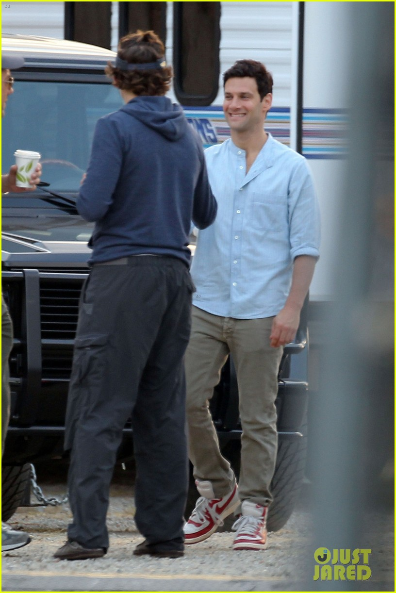 bradley cooper ponytail on hangover 3 set 07