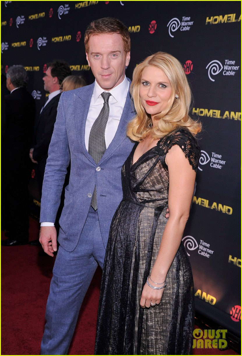 claire danes homeland premiere with damian lewis 022716813