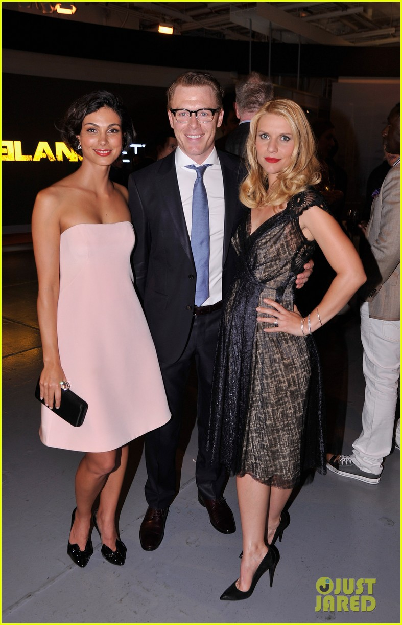 claire danes homeland premiere with damian lewis 172716828