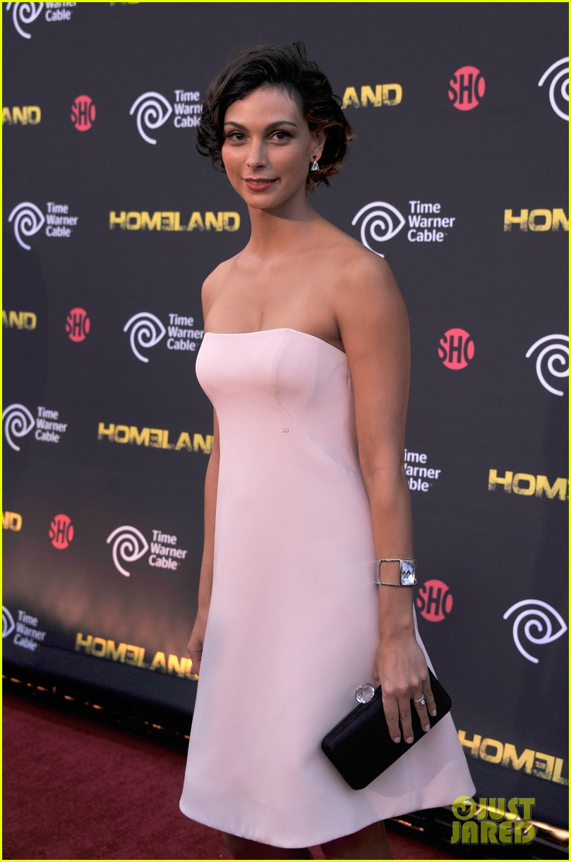 claire danes homeland premiere with damian lewis 202716831