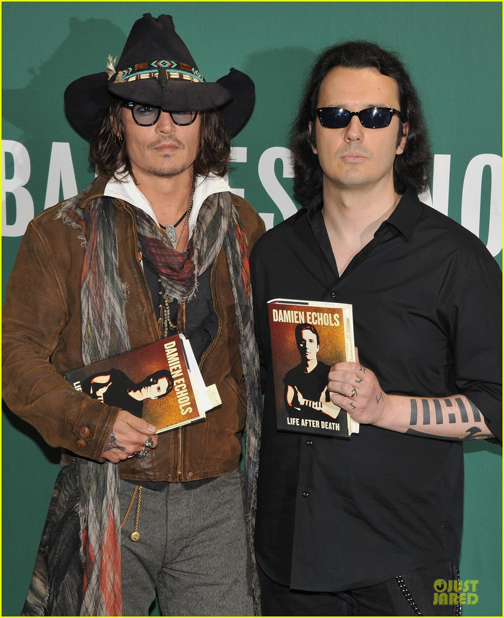 johnny depp damien echols book discussion 05