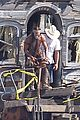 johnny depp armie hammer lone ranger set 08