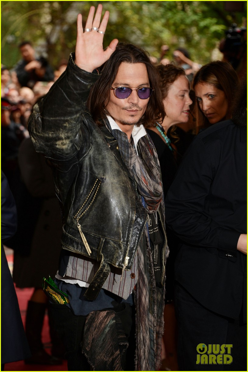 johnny depp west of memphis premiere at tiff 032717324