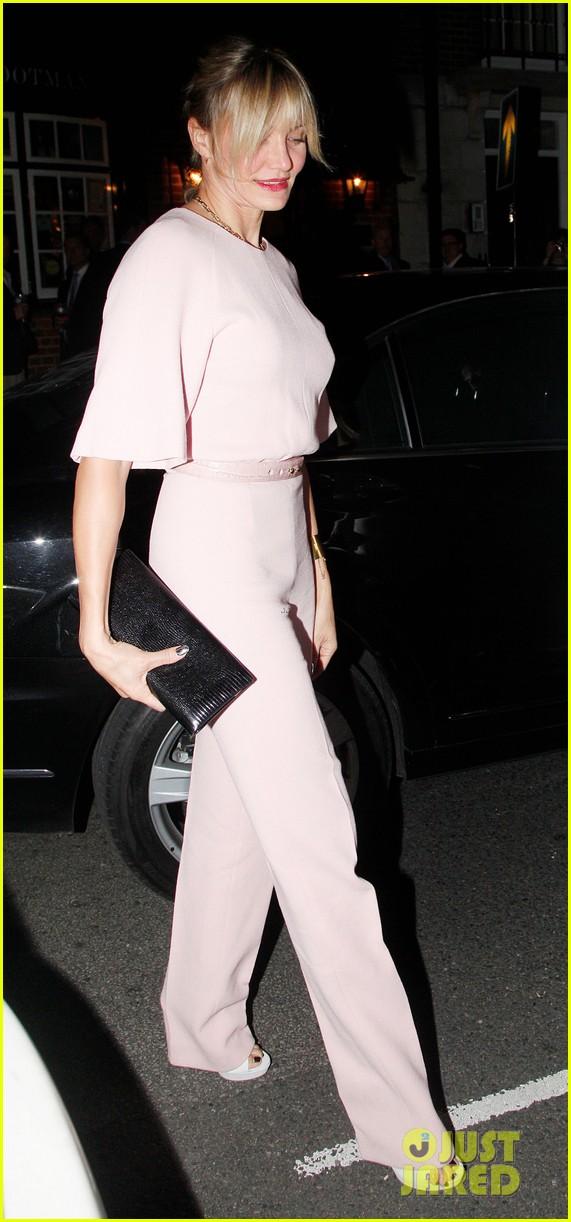 cameron diaz attends gwyneth paltrows obama fundraiser 012724968