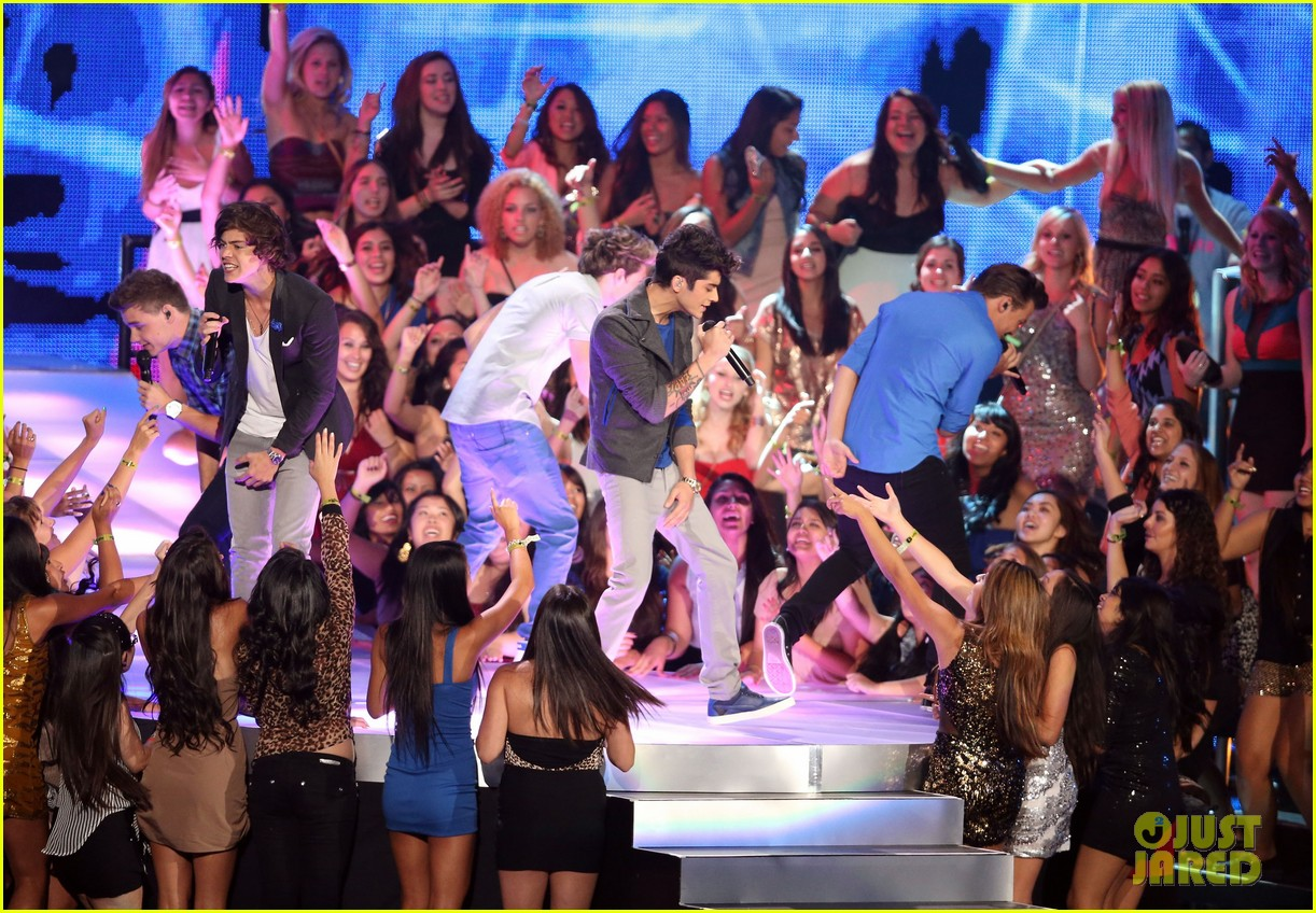 one directions mtv vmas performance 2012 watch now 072715767
