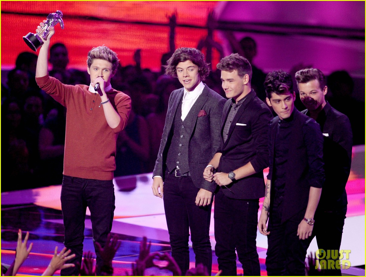 one directions mtv vmas performance 2012 watch now 082715768