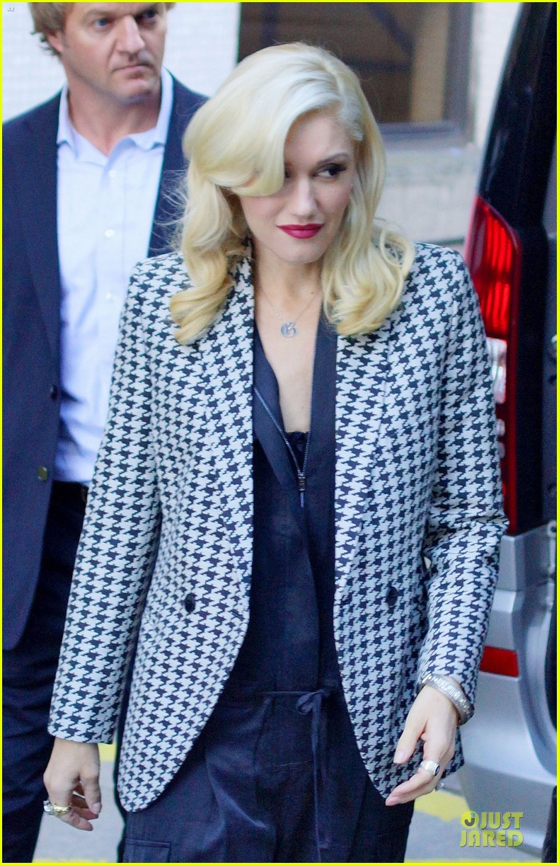 gwen stefani no doubt answers twitter questions 122729464