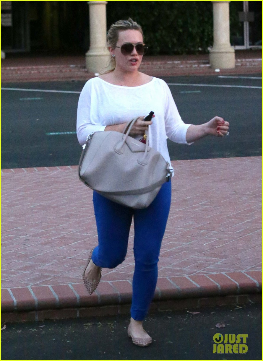 hilary duff palos verdes with haylie 062718551