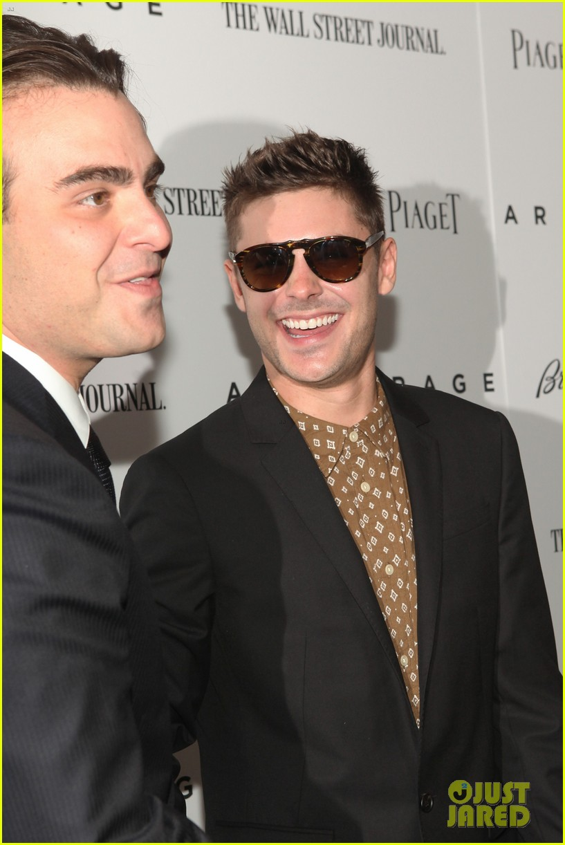 zac efron arbitrage premiere new york city 112721671